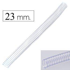 Espiral Transparente Spyra