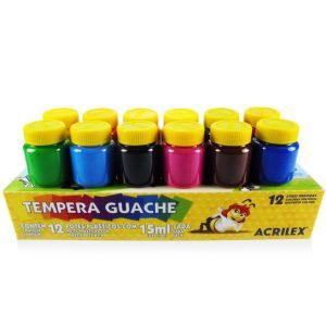 Témpera Guache Acrilex