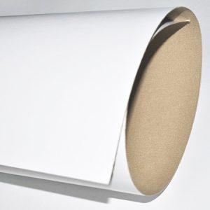 Cartón dúplex blanco 345 Grs.